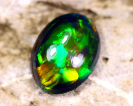 1.56cts Natural Ethiopian Smoked Opal / HM274