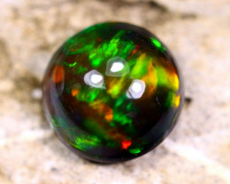 1.78cts Natural Ethiopian Smoked Black Opal / HM101