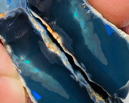 Black Seam Split - Collectors Grade