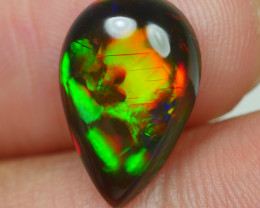 3.015 CRT BEAUTIFULL SMOKED CHAFF FLORAL PLAY COLOR WELO OPAL