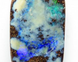 6.79ct Queensland Boulder Opal Stone