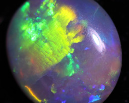 0.67 CTS CRYSTAL OPAL FROM LIGHTNING RIDGE [LRO1183]
