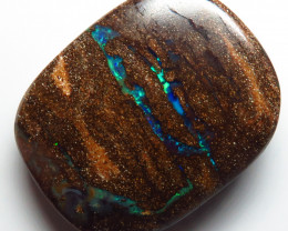 31.29ct Queensland Boulder Opal Stone