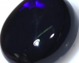 11.40 CTS BLACK OPAL STONE-FROM LIGHTNING RIDGE - [LRO1216]