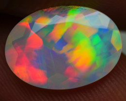 2.810CRT BEAUTY BROAD STREEP WELO OPAL RAINBOW *