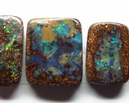 14.02ct Queensland Boulder Opal 5 Stone Parcel