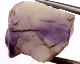 11.6 CTS OPAL FLUORITE ROUGH 'TIFFANY STONE  DT-3076