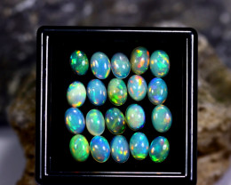8.51cts Natural Ethiopian Welo Opal / HM353