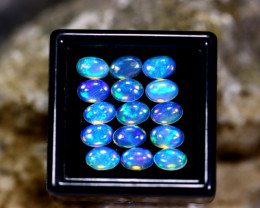 4.59cts Natural Ethiopian Welo Opal / BF2290