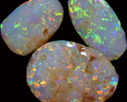 10.85 CTS CRYSTAL OPAL ROUGH PARCEL LIGHTNING RIDGE [BR7557]