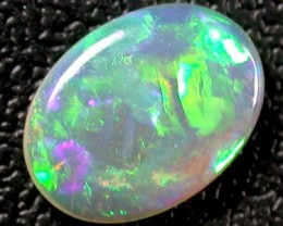 BEAUTIFUL COLOUR FIRE CRYSTAL OPAL QO1925