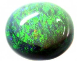 ALLURING RICH MULTI COLOUR FUSION BLACK OPAL 2.25 CTS OT595
