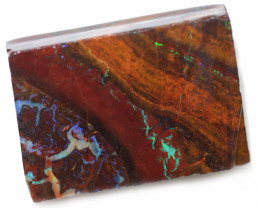 107 CTS KORIOT OPAL ROUGH SLAB. [BY8825]