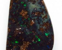 5.35ct Queensland Boulder Opal Stone