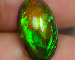 4.270 CRT BRILLIANT SMOKED BROADSTRIPE FLORAL PLAY COLOR WELO OPAL