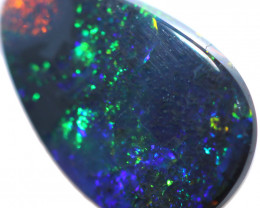 1.45 CTS BLACK OPAL STONE-FROM LIGHTNING RIDGE - [LRO1236]