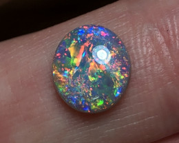 2.33ct Lightning Ridge Crystal Opal LRS1087