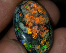 5/5 STUNING SUPER HARD MATRIX ANDAMOOKA OPAL.