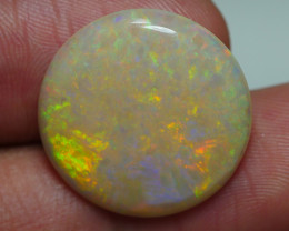 7.600 CRT BRILLIANT ROUND FLOWER WELO OPAL*