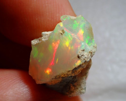9.8ct -#A3 - Gamble Rough from Wello Dalanta