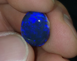 5.96 LIGHTNING RIDGE BLACK OPAL