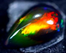 2.15cts Natural Ethiopian Smoked Opal / BF2395