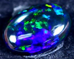 3.49cts Natural Ethiopian Smoked Opal / BF2404