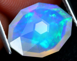 Welo Master Cut 2.48Ct Natural Ethiopian Precision Cut Opal DT0065