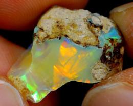 8cts Ethiopian Welo Rough Opal / WR2532