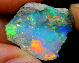 6cts Ethiopian Welo Rough Opal / WR2549