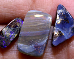 10 CTS  BOULDER OPAL  POLISHED CUT STONE PARCEL TBO-A1244