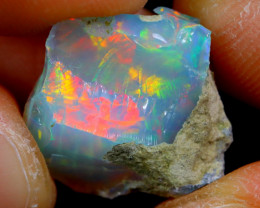 8cts Ethiopian Welo Rough Opal / WR2597