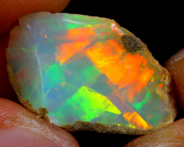 8cts Ethiopian Welo Rough Opal / WR2599