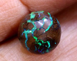 2.45 CTS BOULDER OPAL BEAD  LO-5908
