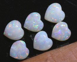 1.50 CTS COOBER PEDY WHITE OPAL PARCEL LO-5926-lightningopals inc