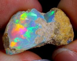 8cts Ethiopian Welo Rough Opal / WR2611