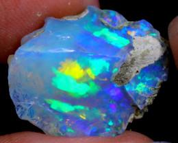 11cts Ethiopian Welo Rough Opal / WR2612