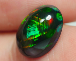 3.180 CRT BRILLIANT SMOKED BROADSTRIPE NEON PLAY COLOR WELO OPAL*