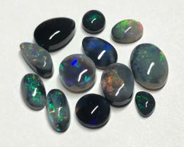6.1cts Lightning Ridge black opal