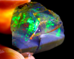 48cts Ethiopian Crystal Rough Specimen Rough / CR1276