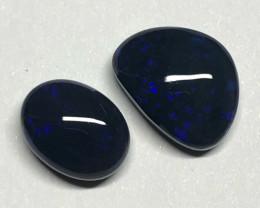 5.3cts Lightning Ridge black opal