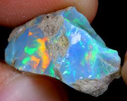 5cts Ethiopian Welo Rough Opal / WR2827