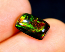 1.61cts Natural Ethiopian Smoked Opal / HM147
