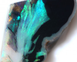 6.25 CTS BLACK OPAL RUBS PRE SHAPED/SAWN  [BR7669]