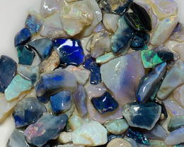 120 CTS ROUGH OPALS WITH CUTTERS #732
