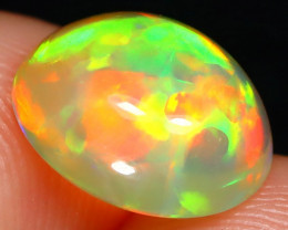 Welo Opal 1.61Ct Natural Ethiopian Play Of Color Welo Opal E0307