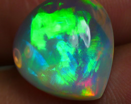 7.225crt BRILLIANT BRIGHT CRYSTAL BROADSREEP WELO OPAL -