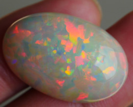21.605CRT BRILLIANT BRIGHT HEXAGON PATERN WELO OPAL -
