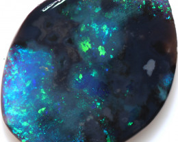 9.53 CTS BLACK OPAL RUBS PRE SHAPED/SAWN  [BR7691]