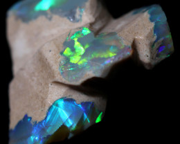 40.66 CTS OPAL ROUGH FROM LIGHTNING RIDGE [BR7738]